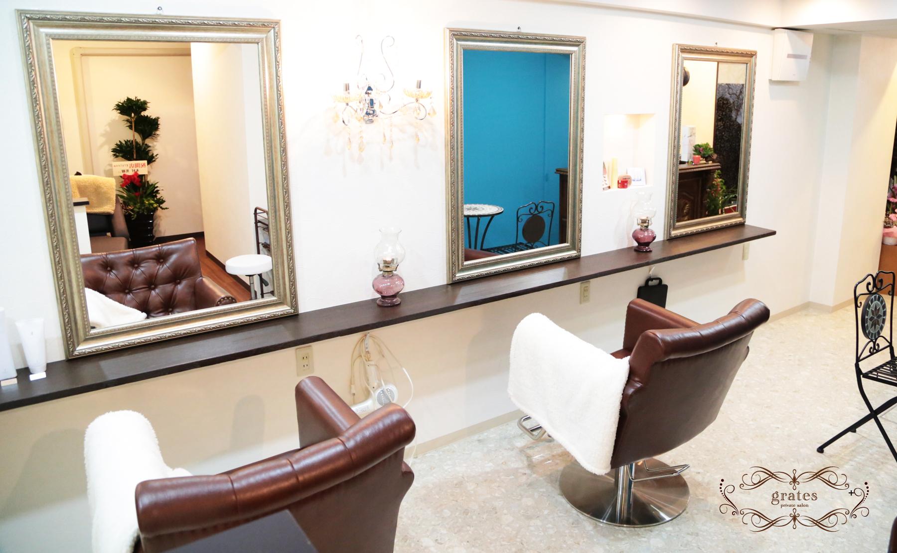 堺東の美容室・美容院|「grates」グラテス|ギャラリー