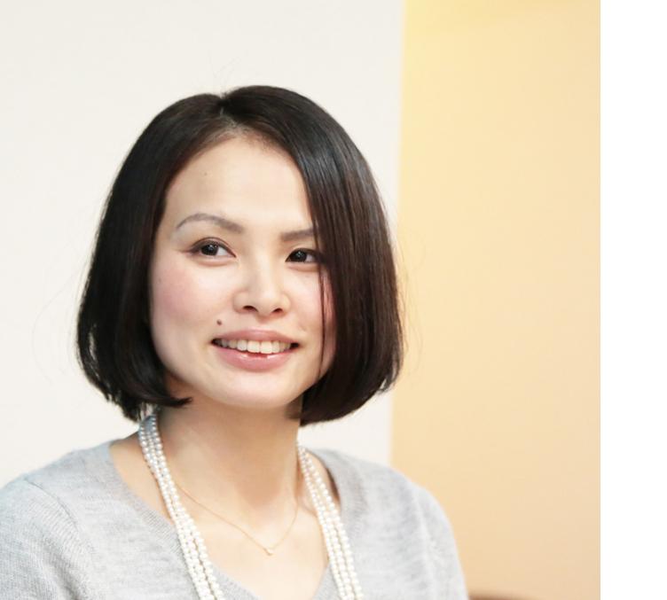 堺東の美容室・美容院|「grates」グラテス|VOICE(お客様の声)原田さん